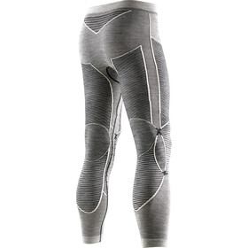 X-Bionic Apani Merino By Fastflow Long Pants Men Black/Grey/Ivory